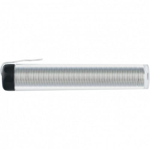 Припой Sn60Pb40, D 1 мм, 10 г, в пластмассовой тубе. SPARTA