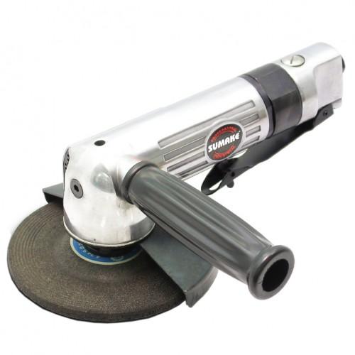 Угловая шлифовальная машина пневматическая11 000 об/мин SUMAKE ST-7737