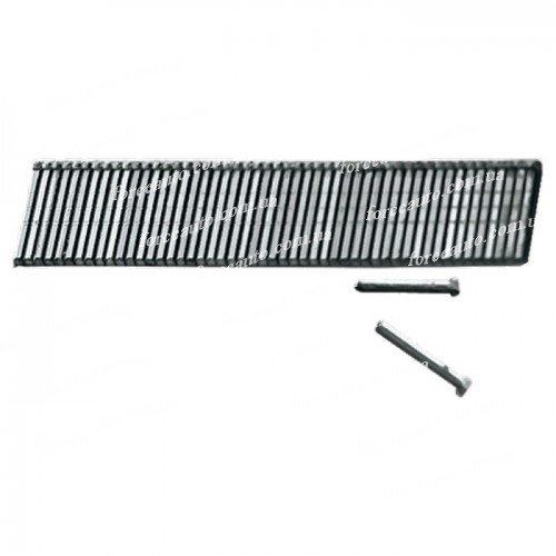 Гвозди, 14 мм, для мебельного степлера, без шляпки, тип 500,1000 шт MATRIX 41504