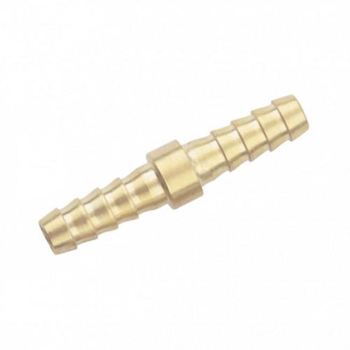 Двусторонний соединитель на шланг 6*6мм AIRKRAFT HRC04-04