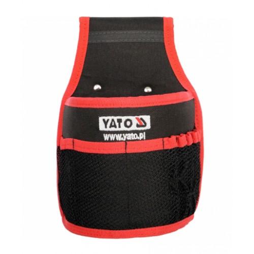 Карман для инструмента и крепежа на поясе YATO YT-7416