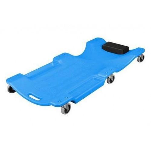 Лежак автослесаря пластиковый