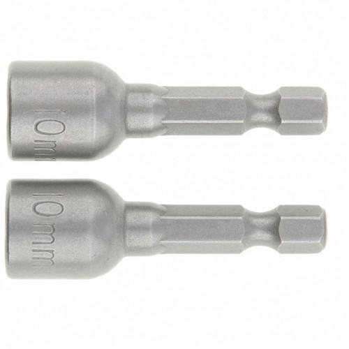 Биты с торцевыми головками 12 мм, 45 мм, 2 шт. MATRIX 11788