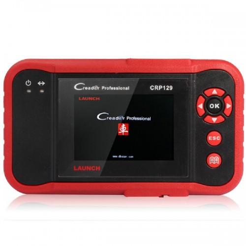Автомобильный сканер  Creader Professional   LAUNCH Creader CRP-129