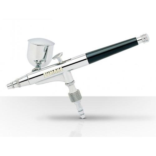 Аэрограф профессиональный со съемным бачком (сопло 0.3 мм) SUMAKE SB-1107