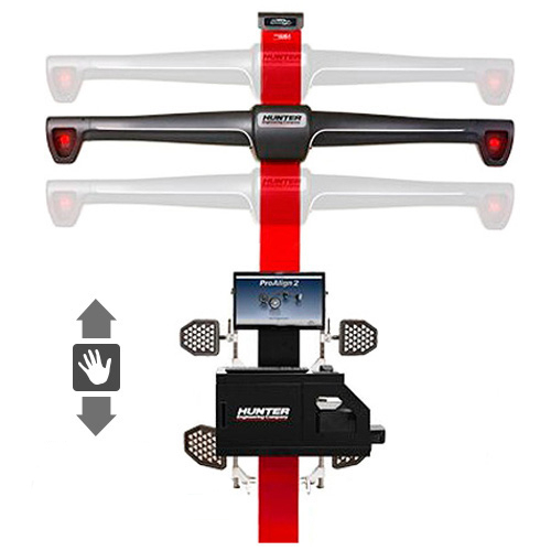 "Стенд для РУУК HawkEye, 3-D, 2-х камерный ""механичесчкий лифт"", ПО ProAlign HUNTER PA220E-HS221ML2E"