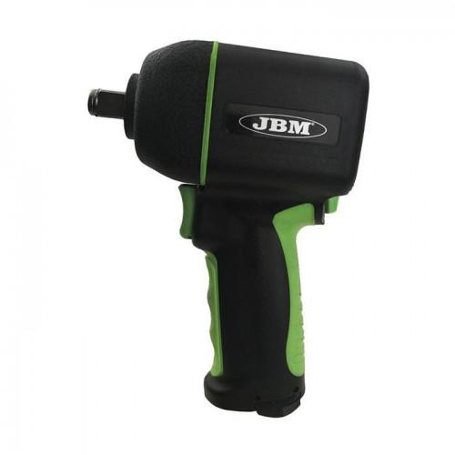 Ключ нанопневматический с ударным воздействием (1/2 1220 Nm) JBM 52983