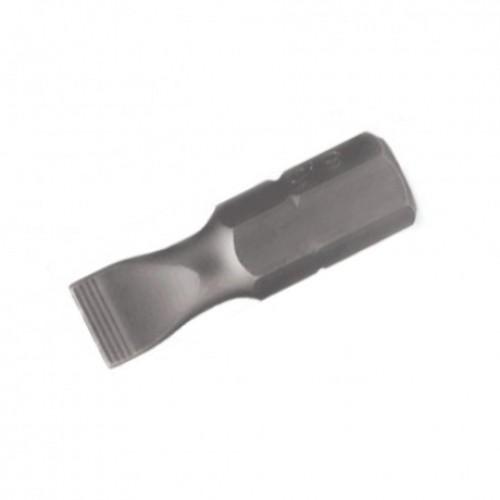"""Бита 1/4"""" шлицевая (SL) 5.5х1.2мм, L=30 мм FORCE 12330055 F"""