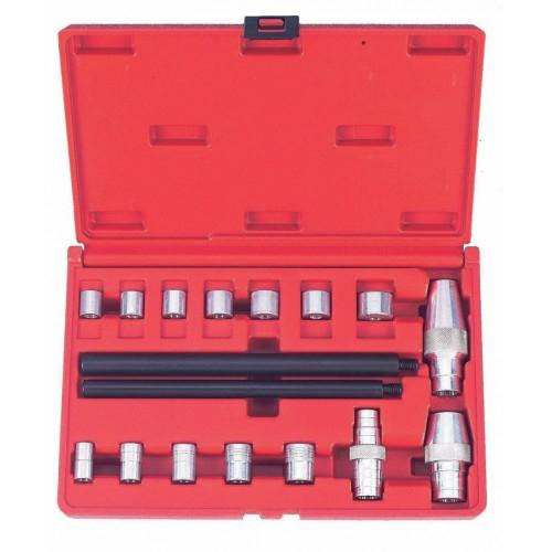 Набор инструмента для центровки сцепления 17 пр. FORCE