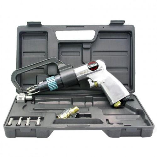Пневмодрель для высверливания точечной сварки со струбциной (8 мм) SUMAKE ST-6657K
