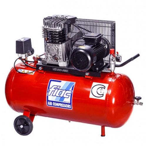 Компрессор поршневой с ременным приводом, Vрес=100л, 360л/мин, 380V, 2,2кВт FIAC AB100-360-380-СНГ