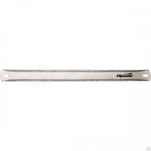 Полотна для ножовки по металлу, 300 мм, двусторонние, 36 шт SPARTA 777555