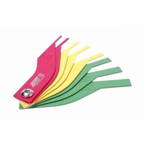 Комплект щупов для измерения толщины тормозных колодок дисковых тормозов
