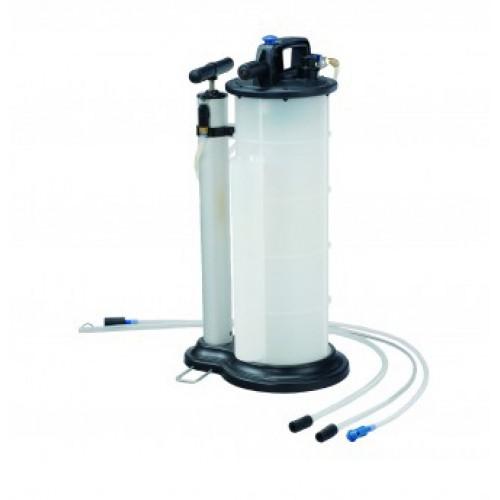 Приспособление для откачки жидкостей 9 л (ручное/пневматическое)