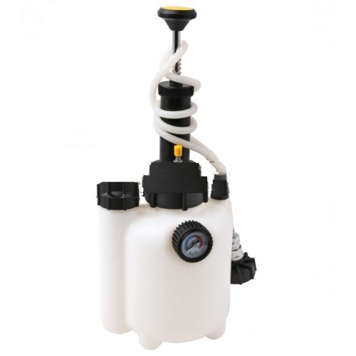 Устройство для замены и прокачки тормозной жидкости