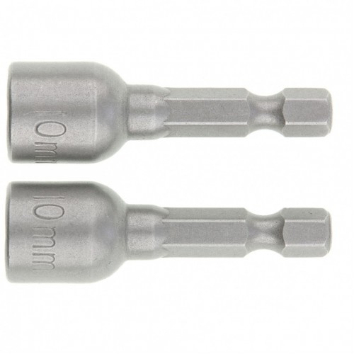 Биты с торцевыми головками 10 мм, 45 мм, 2 шт. MATRIX 11571