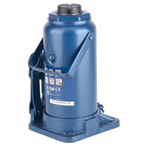 Домкрат гидравлический бутылочный, 16 т, H подъема 230-460 мм. STELS 51109