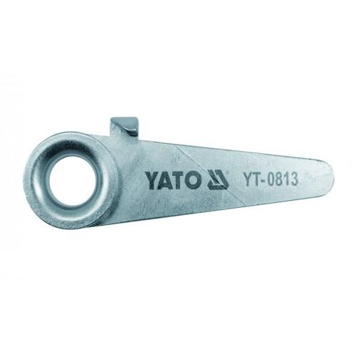 Гибкий станок для проводов из металла мах 6 мм YATO YT-0813
