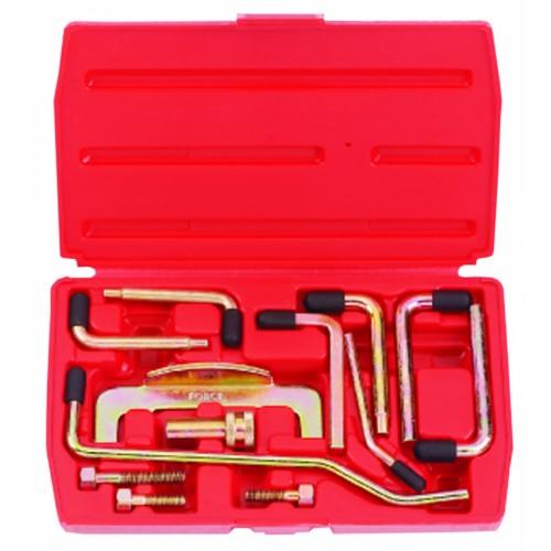 Набор приспособлений для установки угла зажигания бенз./ дизельных а/м, 13 пр.