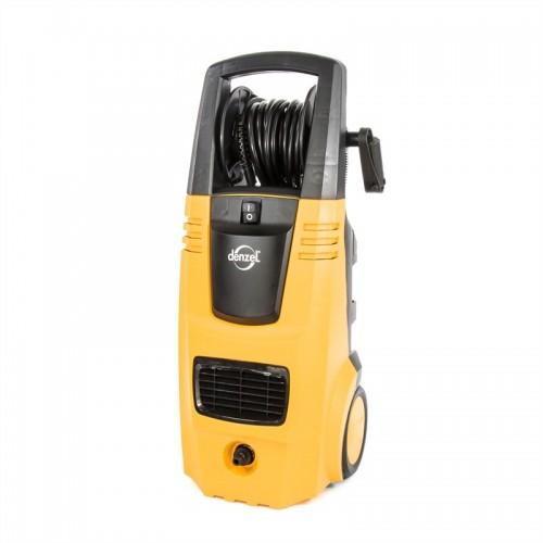 Моечная машина высокого давления HPС-2600, 2600 Вт, 190 бар, 6,5 л/мин, колесная. DENZEL