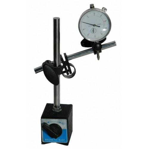 Индикатор часового типа с магнитным держателем Quatros QS15511