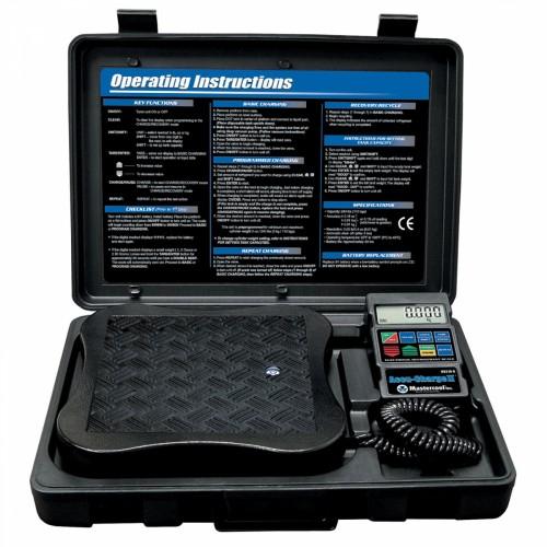Весы электронные для фреона до 110 кг. MASTERCOOL MC  -  98210 - A