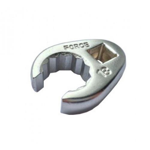 Ключи  разрезные односторонние под вороток 1/2 FORCE 751423 F Series