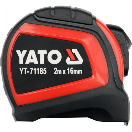 Рулетка 2мх16мм, YT-71185