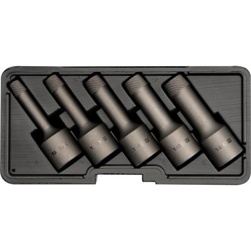 Набор экстракторов для шпилек, диаметр: 8,10,12,14,16мм