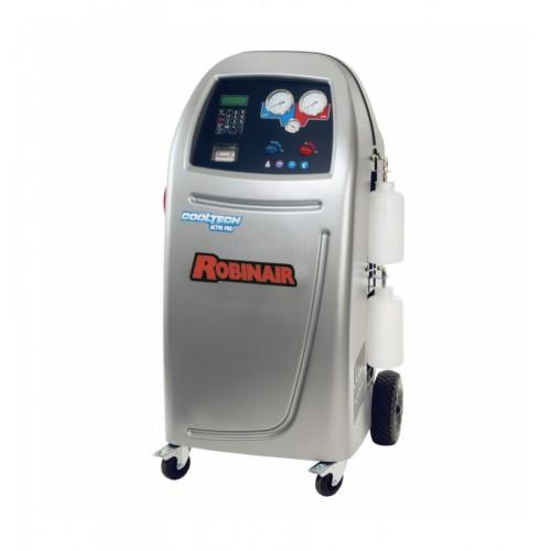 Установка для обслуживания кондиционеров Heavy Duty (автоматическая) с принтером ROBINAIR AC790PRO