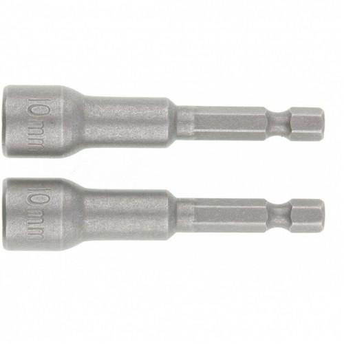 Биты с торцевыми головками 12 мм, 65 мм, 2 шт. MATRIX 11790