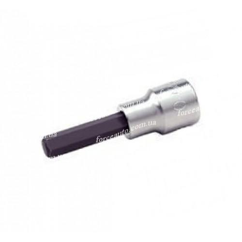 """Головка с насадкой HEX 10 mm  80mm 1/2"""" TOPTUL BCWA1610"""