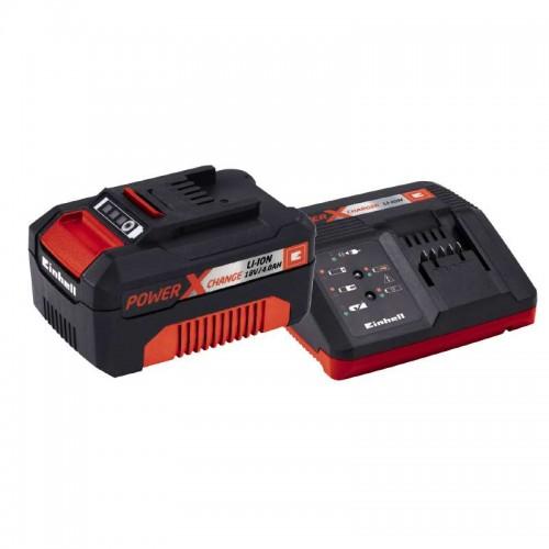 Энергоблок  18В Аккумуляторный 4,0 А.ч. + Зарядное устройство 18В