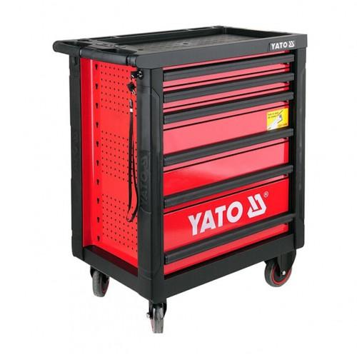 Инструментальная тележка 177 предметов YATO YT-5530
