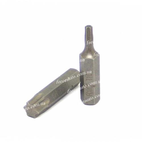 """Бита Torx Т30, 1/4"""",L=30 мм FORCE 1263030 F"""
