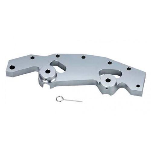Кронштейн установки и фиксации шкивов BMW M52,M54,M56