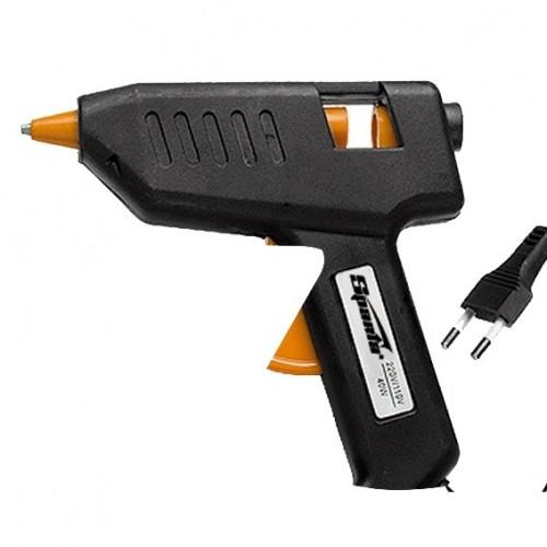 Клеевой пистолет, 11 мм, 80 W-220 V SPARTA 930305