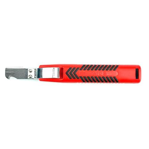 Нож для зачистки  изоляции проводов, длина: 190мм YATO YT-2280