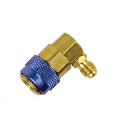 Быстросъемная муфта низкого давления без вентиля R134A MASTERCOOL MC  -  66534 - R