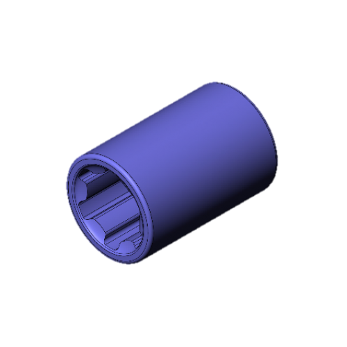 Головка для винта кронштейна двигателя FORD EcoBlue 2,0 л.