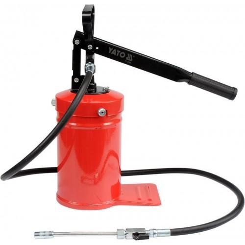 Нагнетатель консистентной смазки с  ручным приводом 4 кг YATO YT-07061