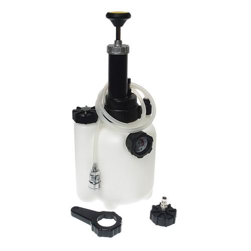 Приспособление для прокачки тормозов с ручным насосом JW0901 JTC