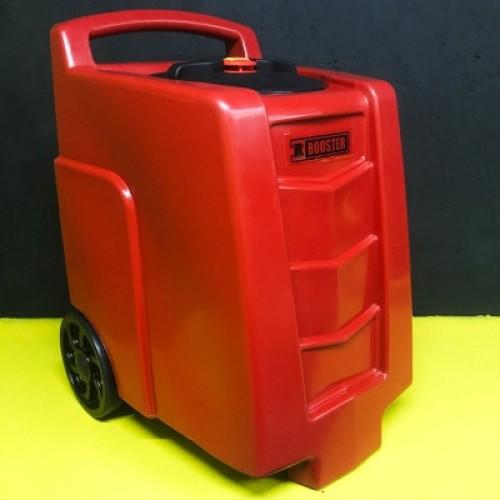 Установка - для промывки системы охлаждения и отопления автомобиля BOOSTER PRO 45T  MBBP45T