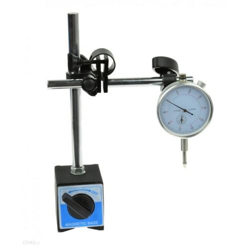 Тестер биения часового типа с магнитным держателем GEKO G02625
