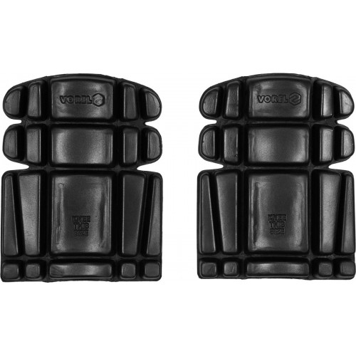 Наколенники-вкладыши защитные VOREL 210 х 165 х 18 мм EVA 2 шт 74595