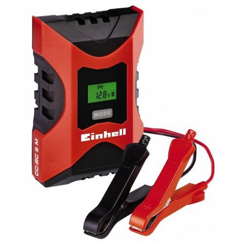 Зарядное устройство, микропроц. контроль, 6/12 В, 3-150 А/ч EINHELL 1002231