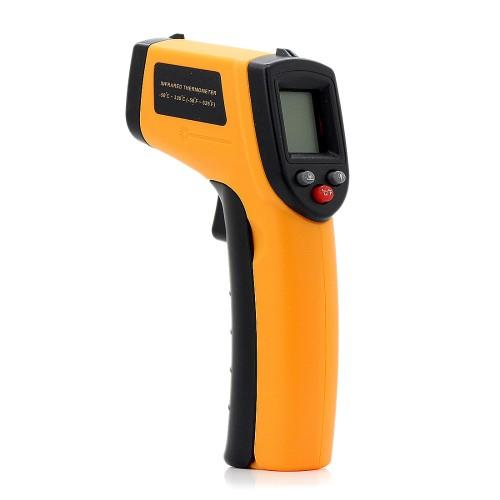 Инфракрасный термометр -пирометр  50-380°C, 12:1,   BENETECH GM3200