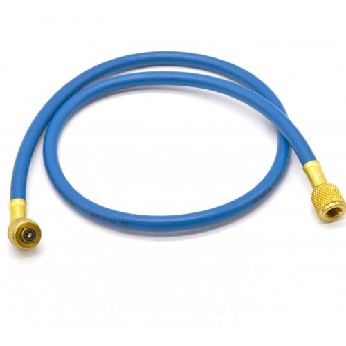 Гибкий шланг для обслуживания кондиционеров 90 см, R134A, R22, R407C (Синий) MASTERCOOL MC  -  41361