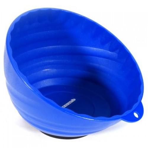 Тарелка с магнитным дном круглая 150 мм глубокая  QS14127