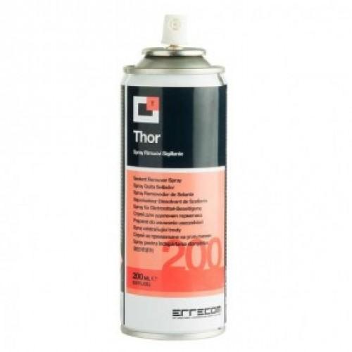 Cпрей для удаления герметика 200мл. Errecom Thor TR1013.J.01